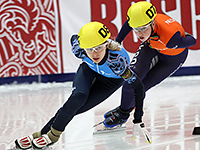 ISU World Cup Short Track 2013