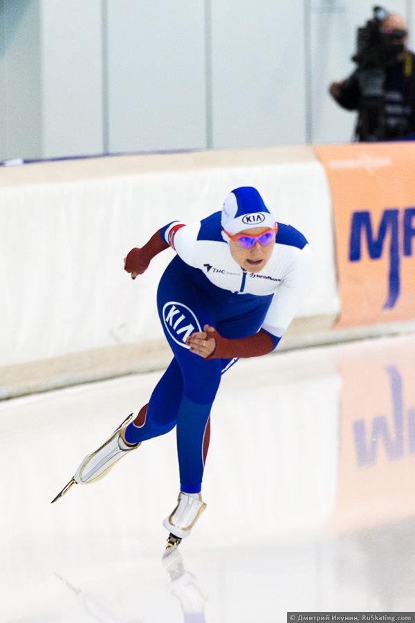 Чемпионат россии по конькобежному спорту