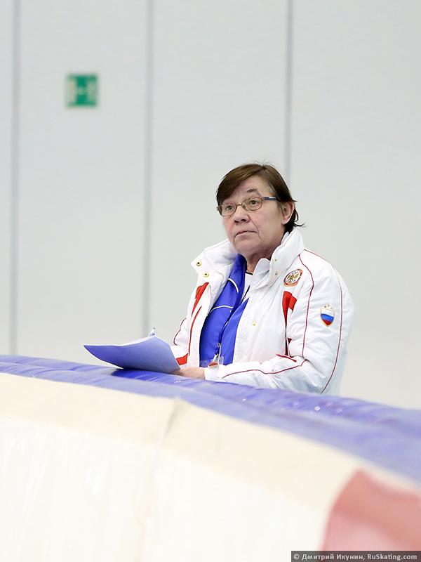 работа тренер по гимнастике в москве